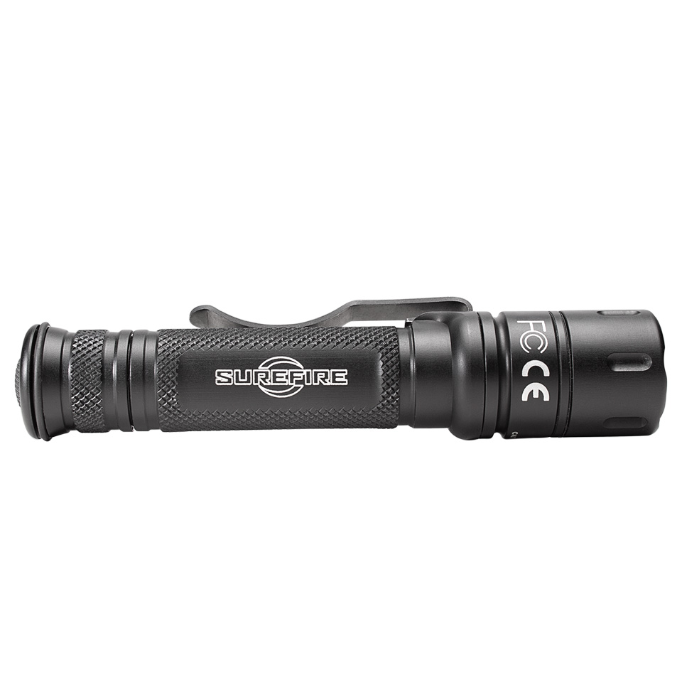 tactician dual output maxvision beam led flashlight surefire
