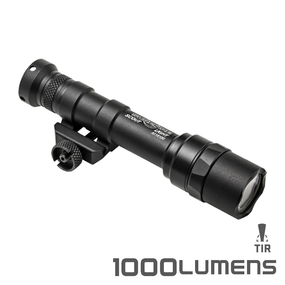 m600 ultra scout light ultra high output led scout light surefire